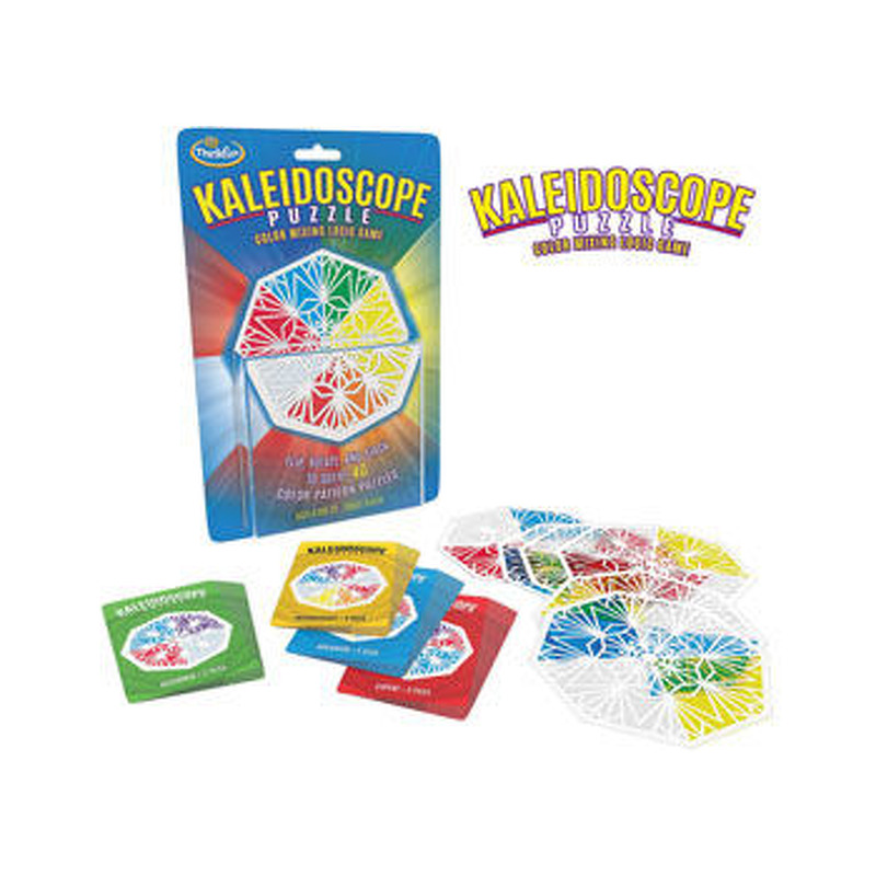 ThinkFun  Kaleidoscope Puzzle Game
