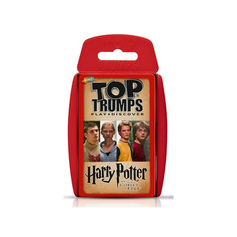 Top Trivia  Harry Potter Goblet of Fire