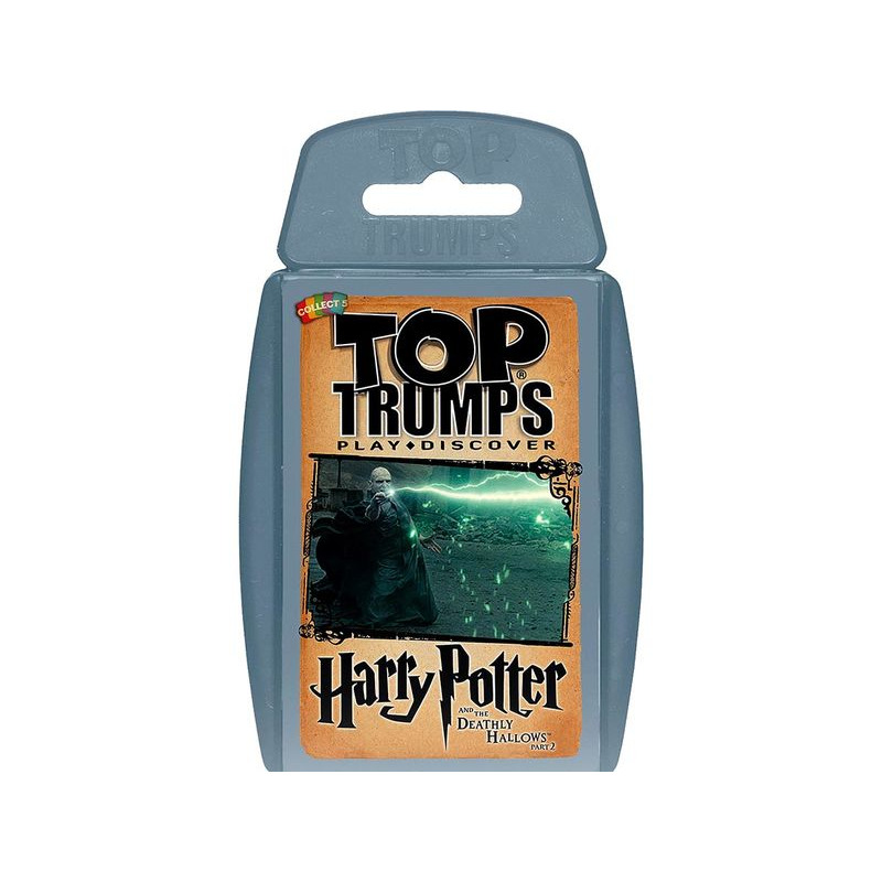 Top Trumps Trivia  Deathly Hollows Part 2