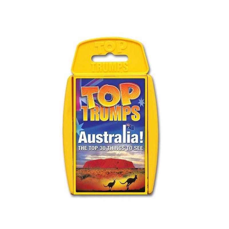 Top Trumps  Australia