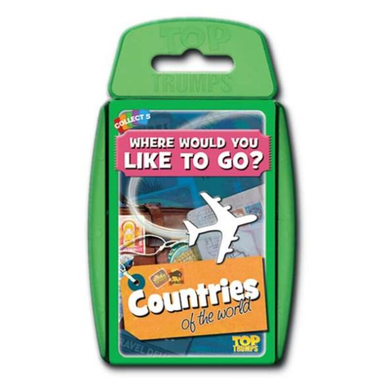 Top Trumps  Countries of the World