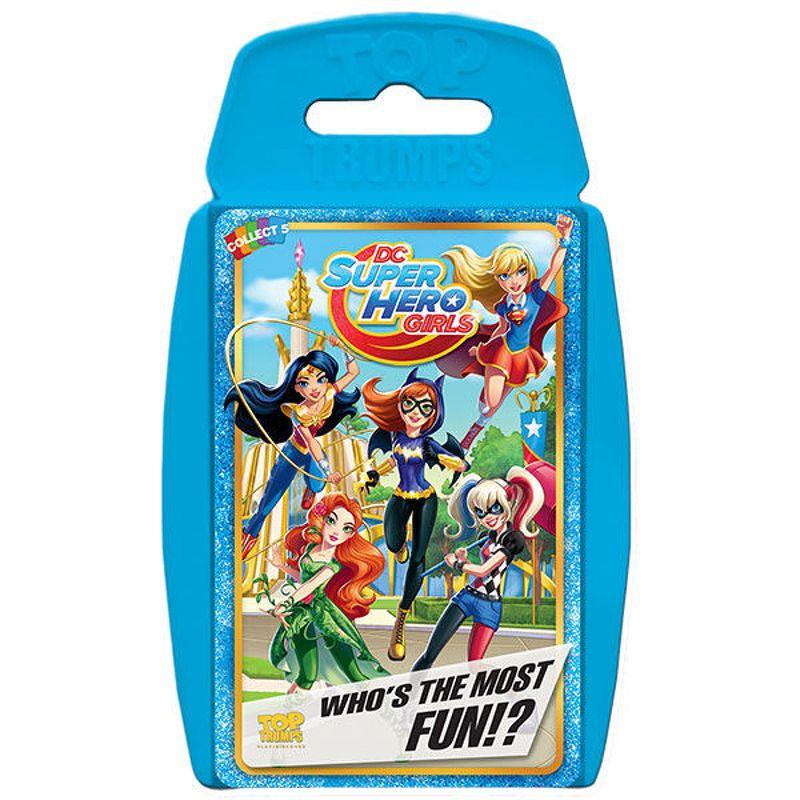 Top Trumps  DC Super Hero Girls