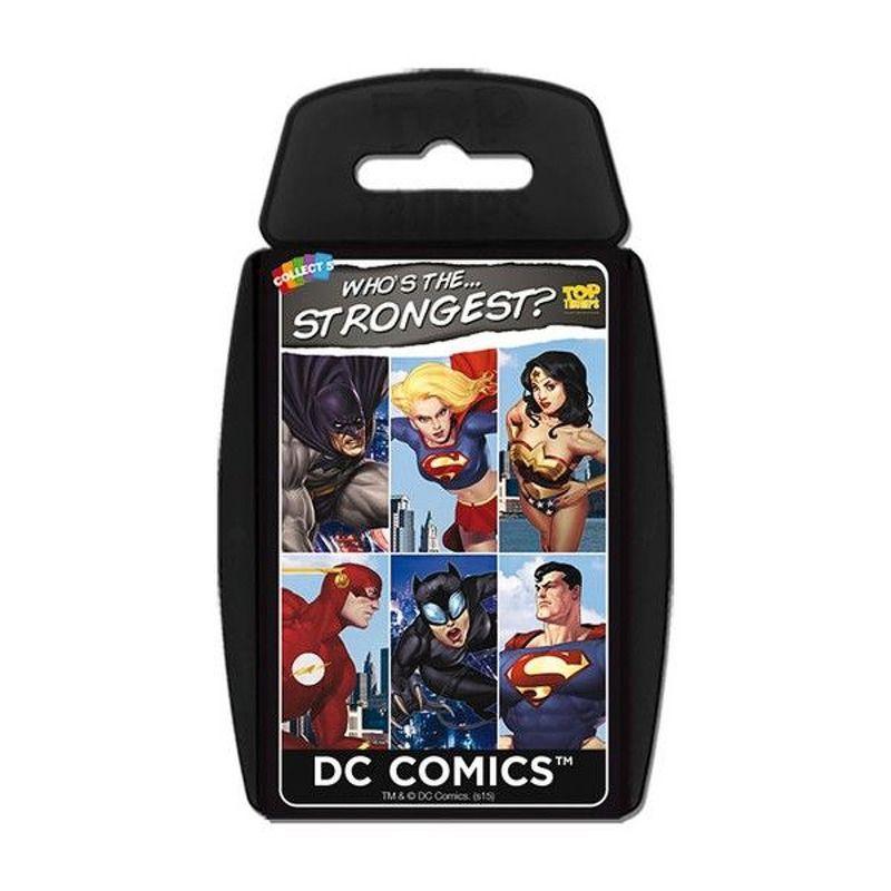 Top Trumps  DC Superheroes