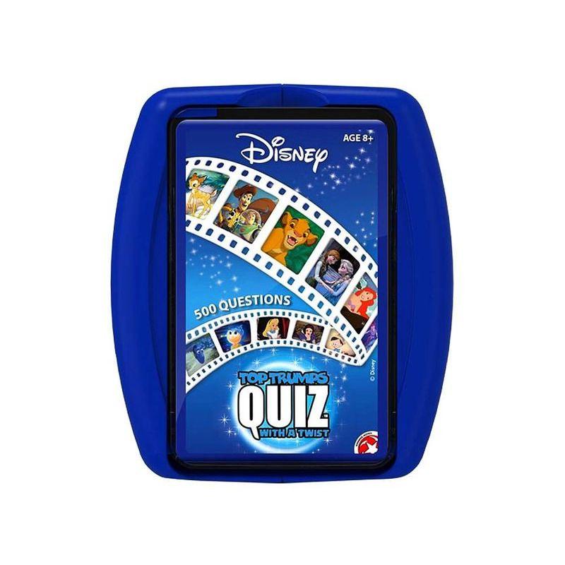 Top Trumps  Disney Quiz