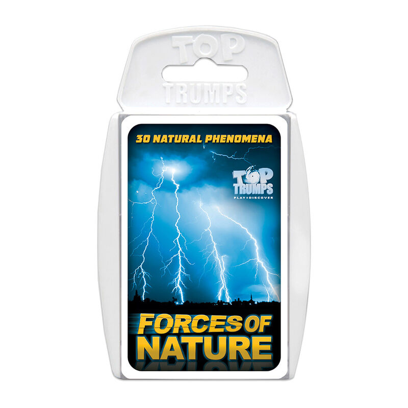 Top Trumps  Forces of Nature