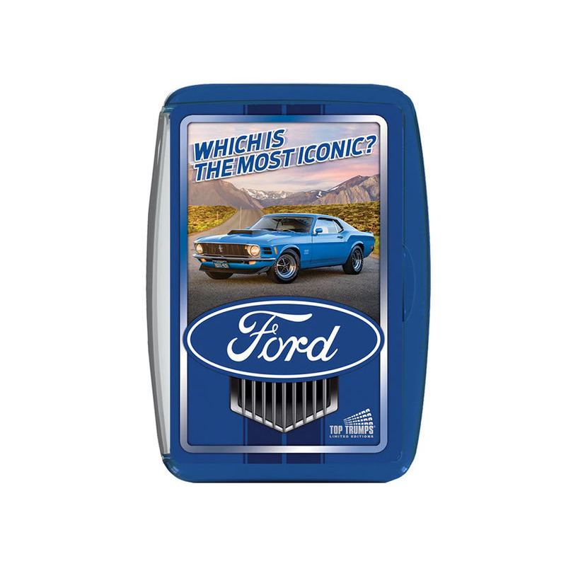Top Trumps  Ford The Most Iconic