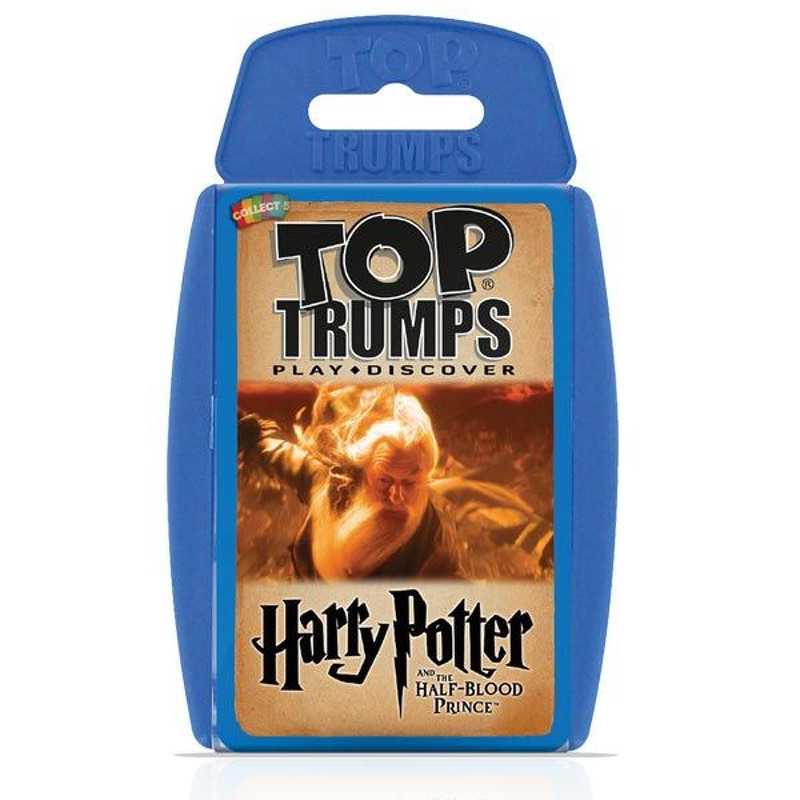 Top Trumps  Harry Potter and the HalfBlood Prince