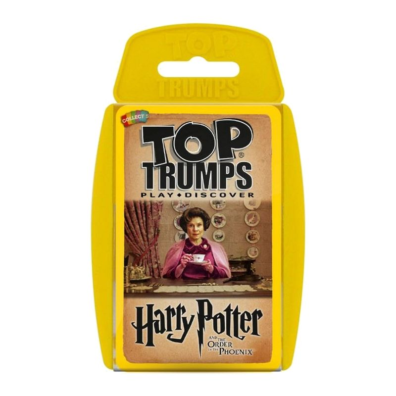 Top Trumps  Harry Potter and the Order of Phoenix