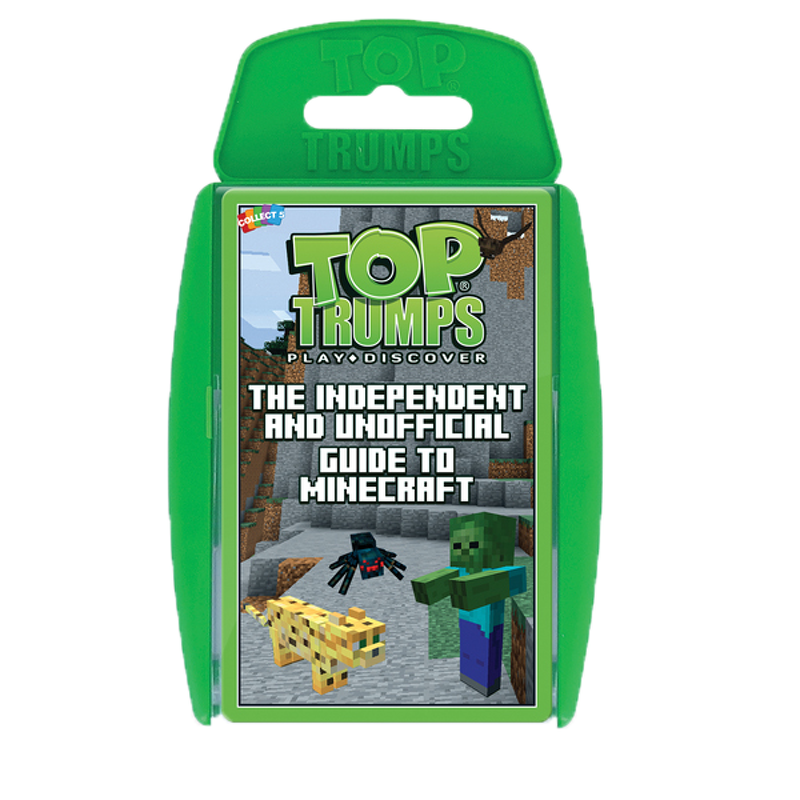 Top Trumps  Independent and Unofficial Guide to Minecraft