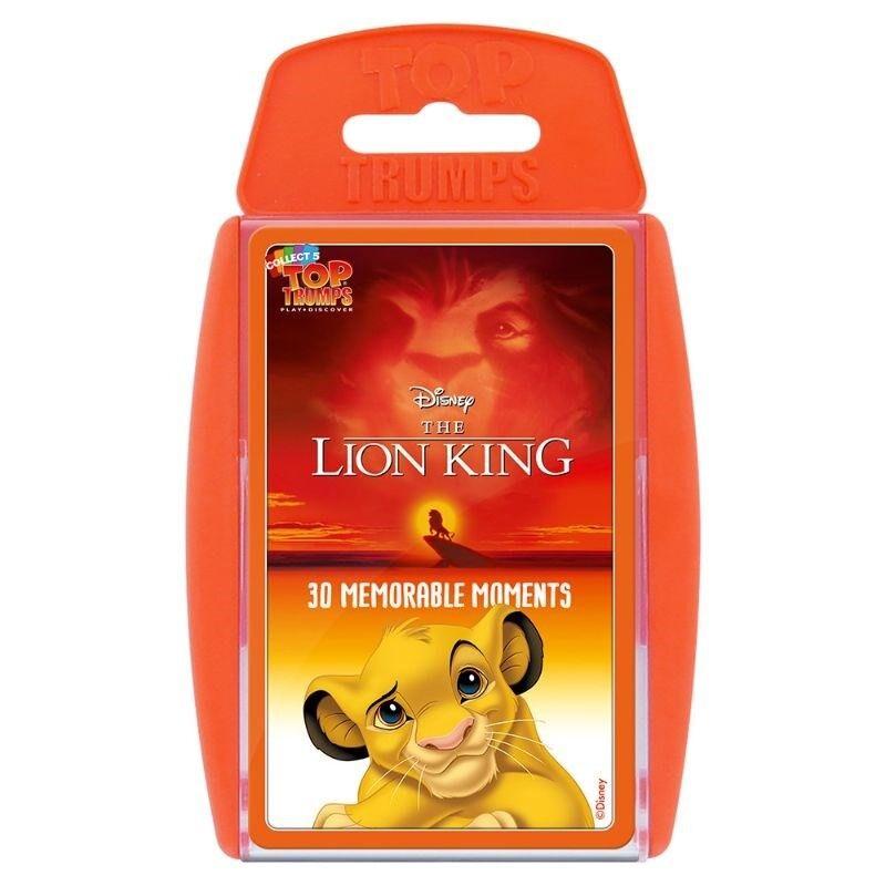 Top Trumps  Lion King