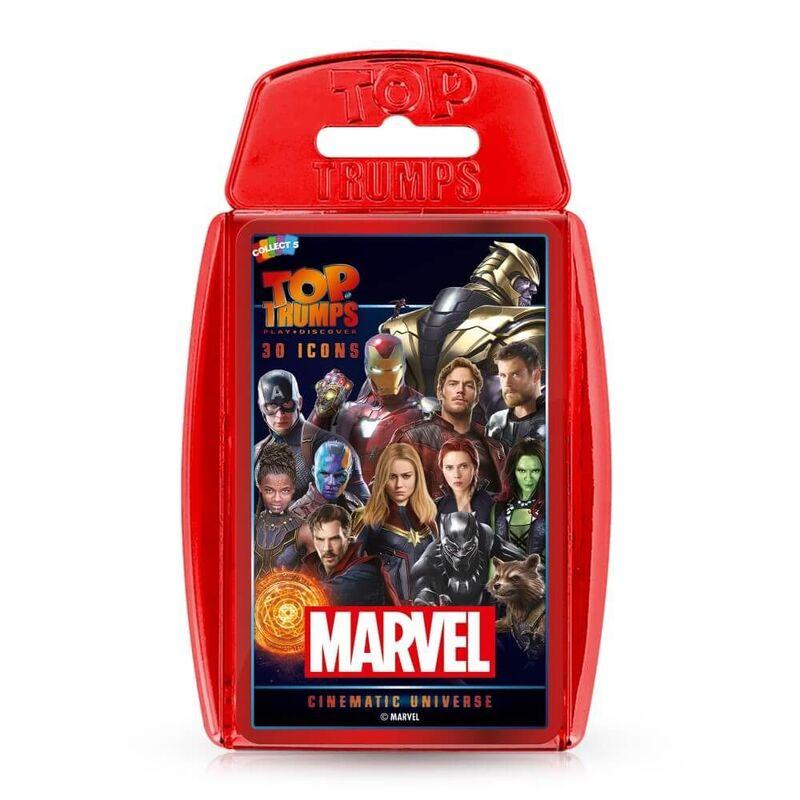Top Trumps  Marvel Cinematic Universe