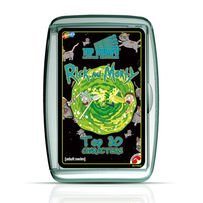 Top Trumps  Rick and Morty
