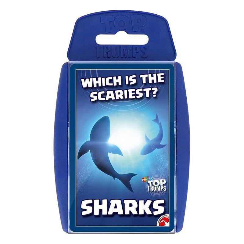 Top Trumps  Sharks