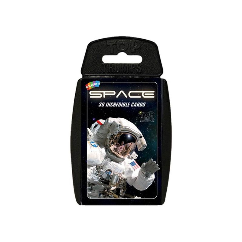 Top Trumps  Space