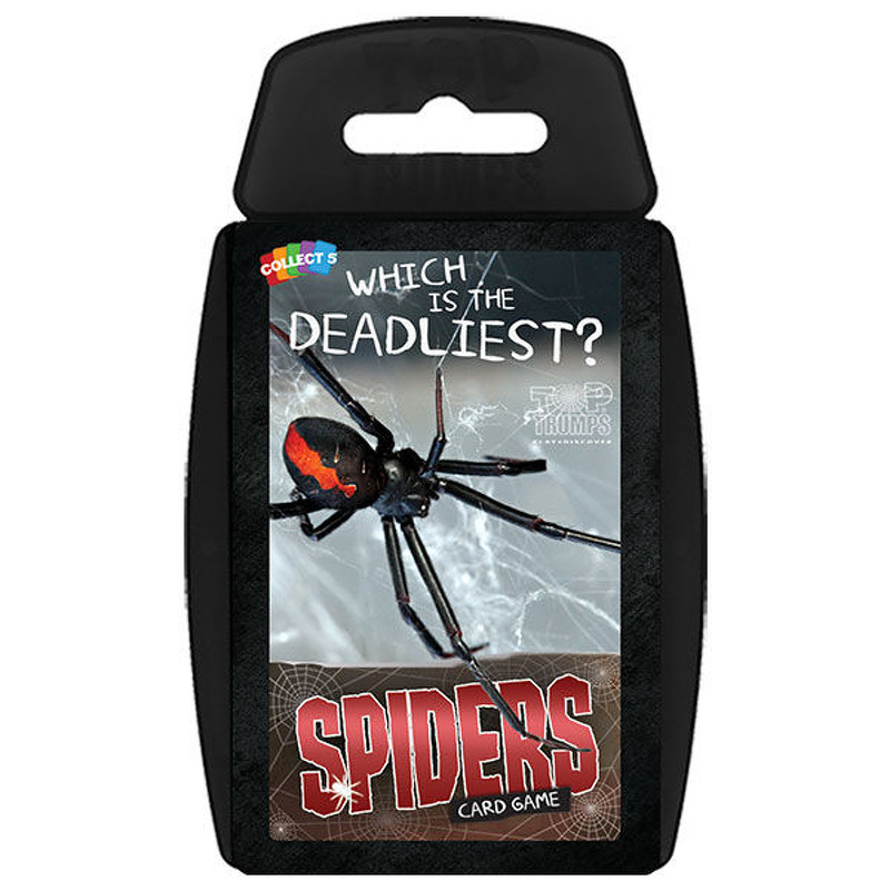 Top Trumps  Spiders