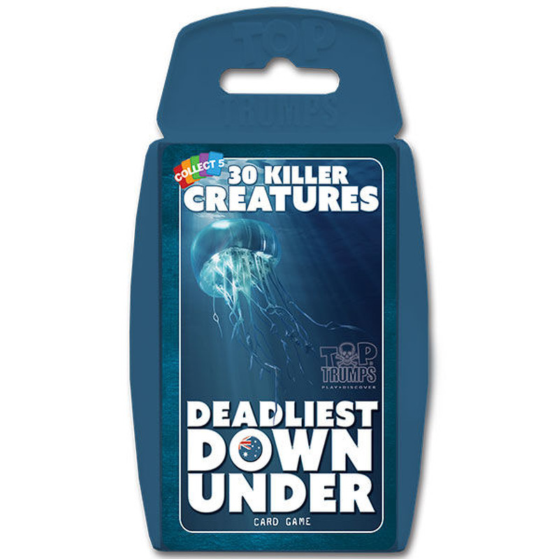 Top Trumps   Deadliest Down Under