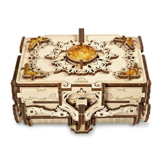UGears  Amber Box Limited Edition