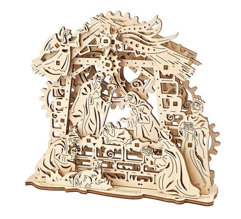 UGears  Nativity Scene