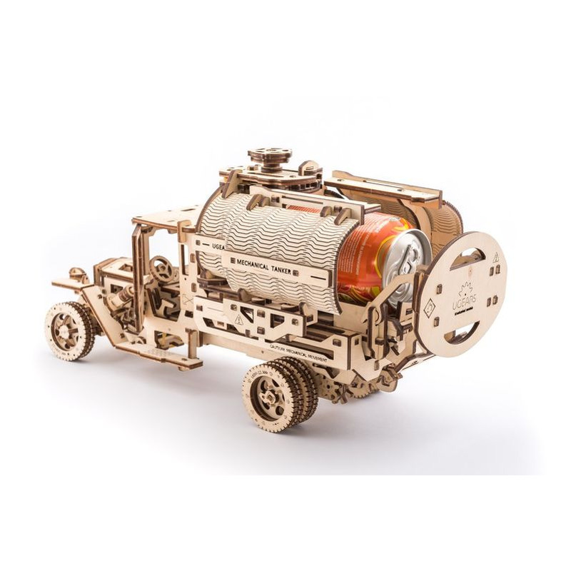 Ugears  Truck and Tanker
