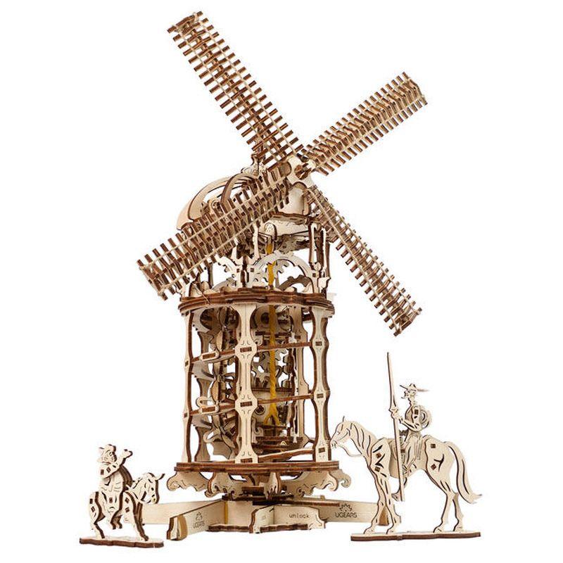 Ugears  Windmill