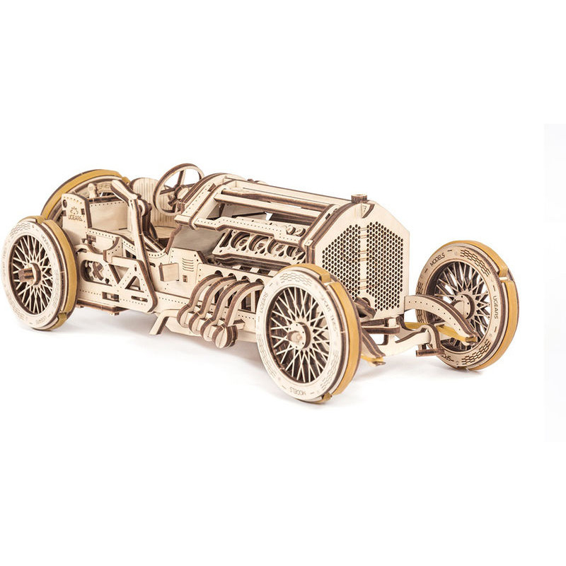 Ugears   U 9 Grand Prix Car Model