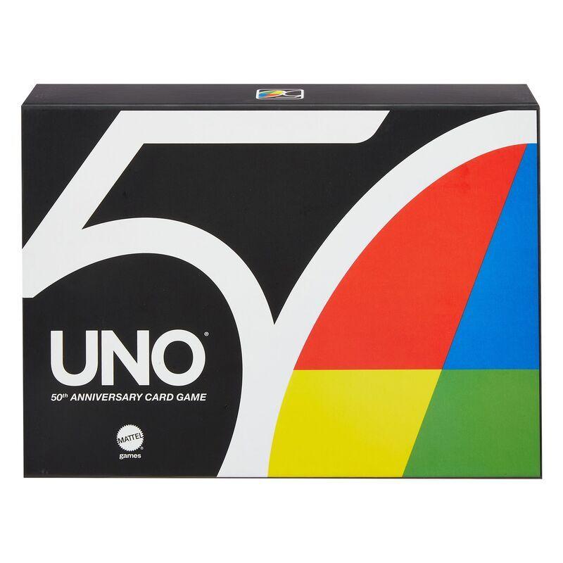 Uno  50th Anniversary Premium Edition