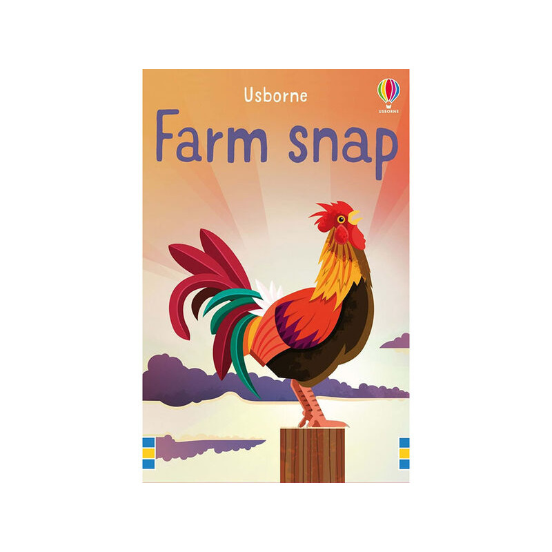 Usborne  Farm Snap