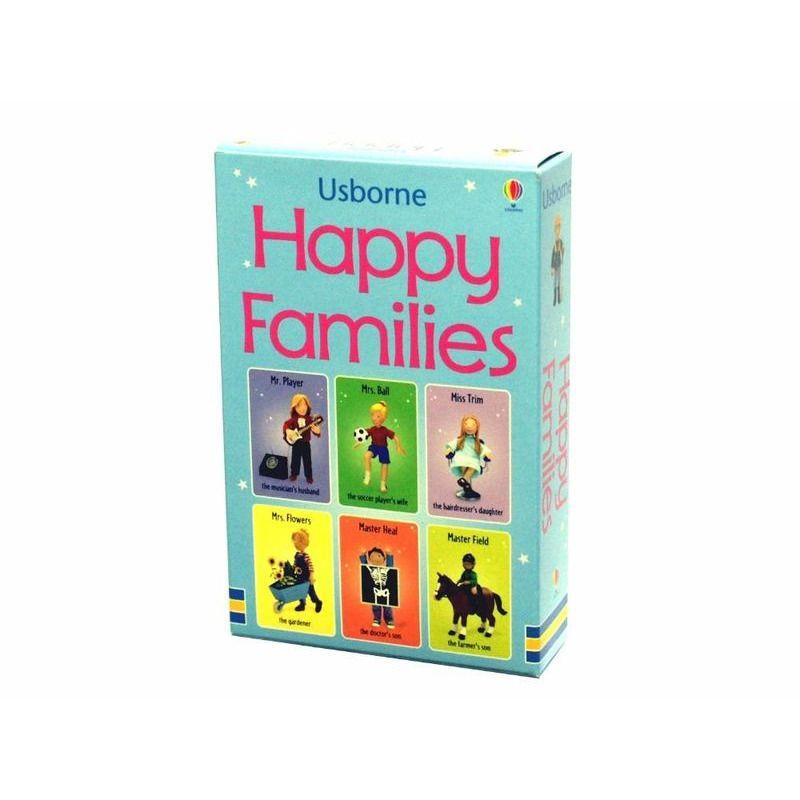 Usborne  Happy Families
