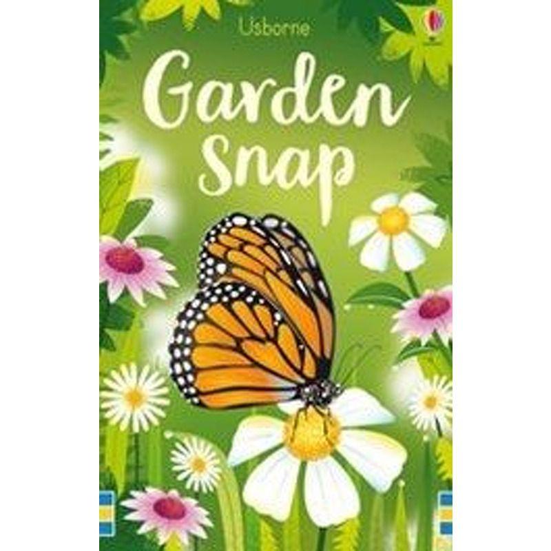 Usborne   Garden Snap