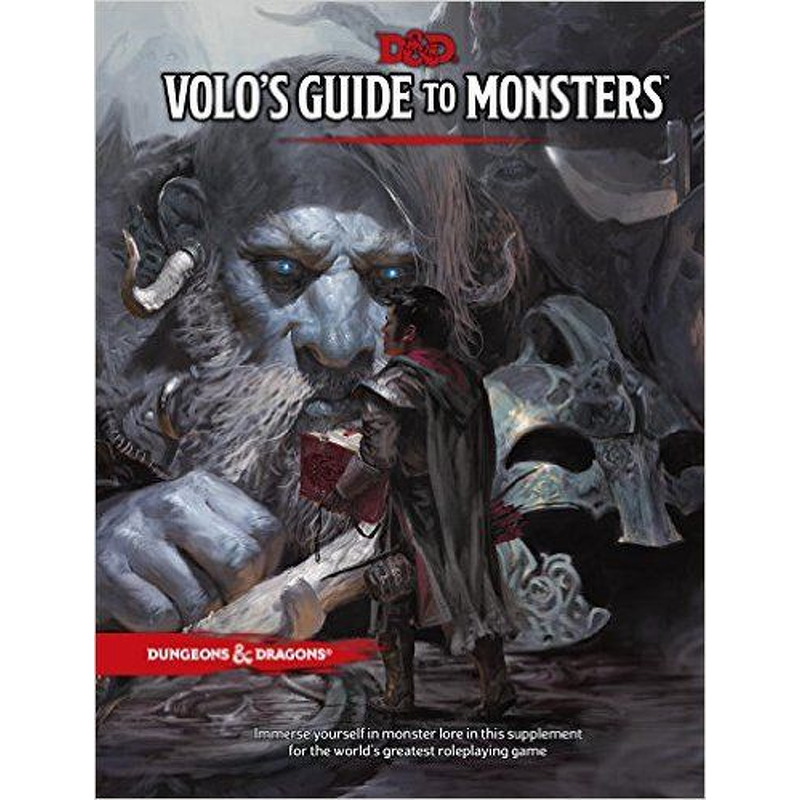 Voloand39s Guide to Monsters
