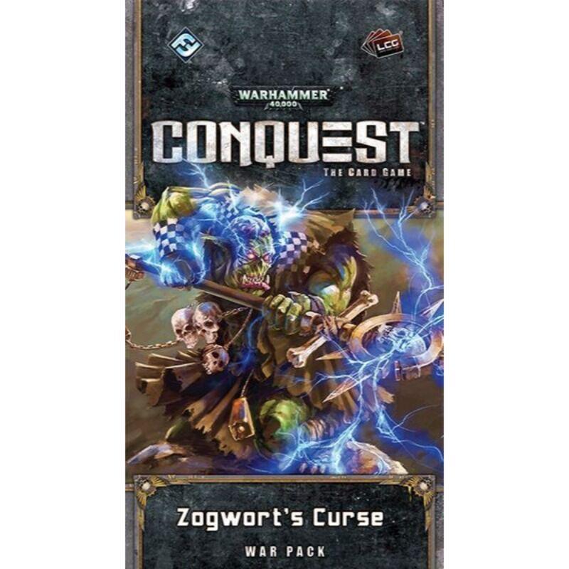Warhammer 40k Conquest  Zogwarts Curse