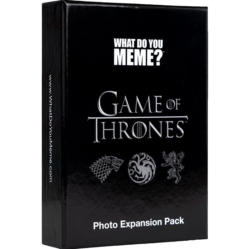 What Do You Meme  Game of Thrones Expansion
