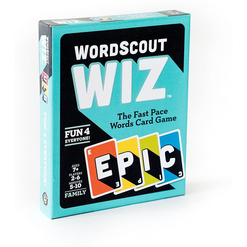 Wordscout Wiz