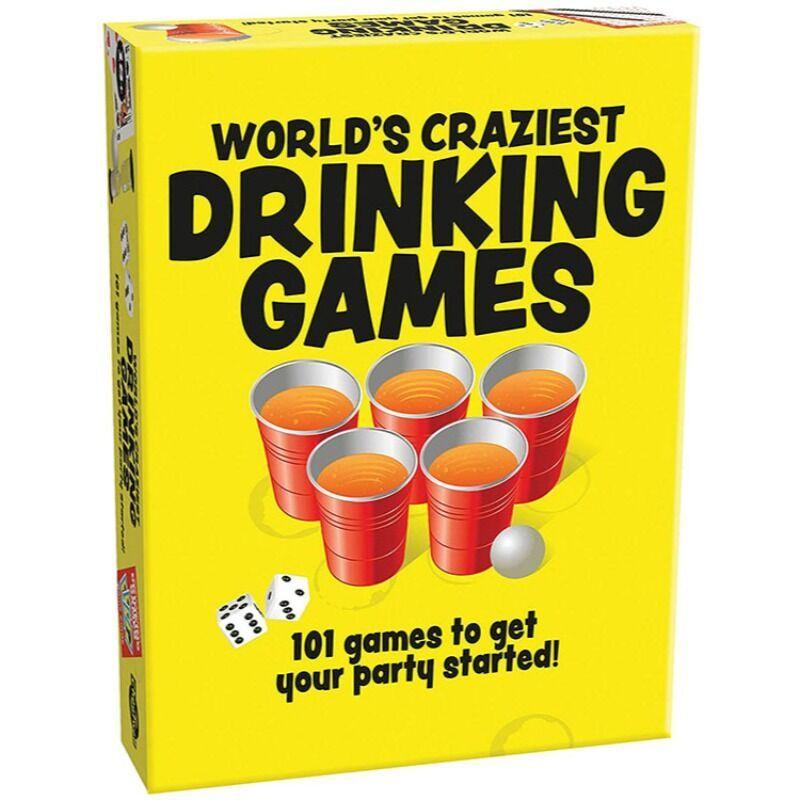 Worlds Craziest Drinking Games