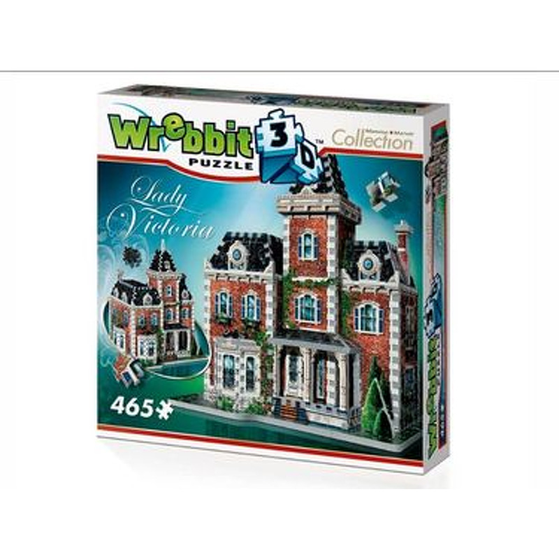 Wrebbit 3D Puzzle  Lady Victoria