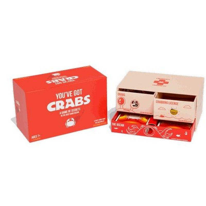 Youand39ve Got Crabs