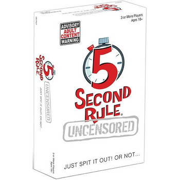 5 Second Rule - Uncensored