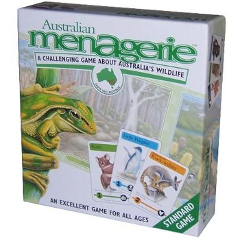 Australian Menagerie Card Game