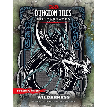 D&D - Dungeon Tiles Reincarnated - Wilderness