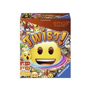 Emoji Twist Game