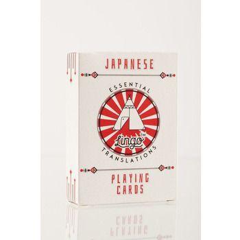 Lingo Playing Cards Single  Japanese
