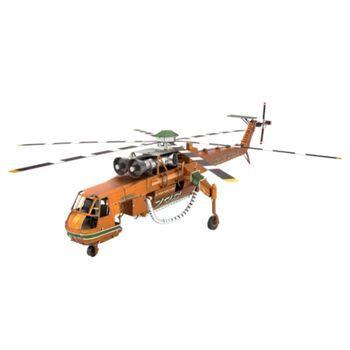Metal Earth - ICONX Sikorsky S-64 Skycrane (Elvis)