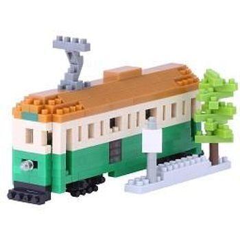 Nanoblock  Melbourne Tram