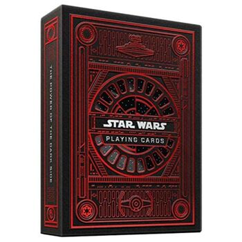 Playing Cards  Single  Theory 11 Star Wars Blue or Red