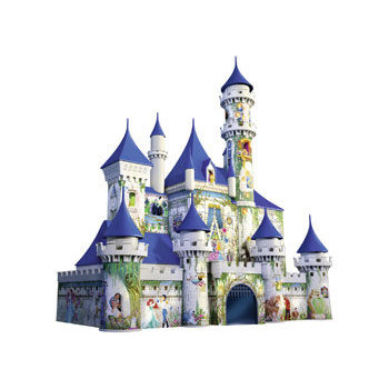 Ravensburger  Disney Princesses Castle 3D