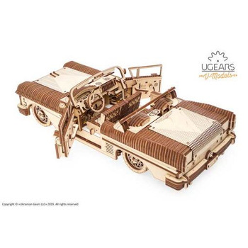 Ugears - Dream Cabriolet VM-05